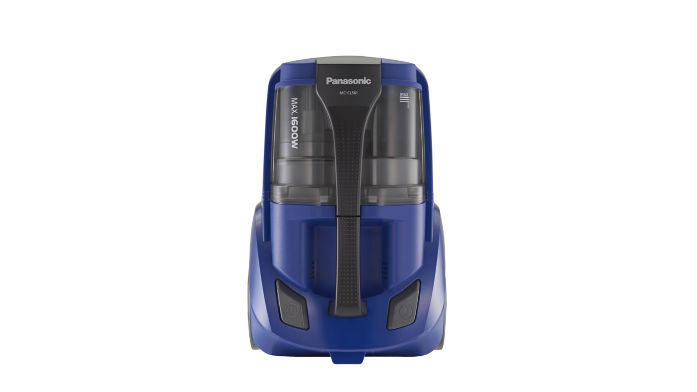 Panasonic Canister Vacuum Cleaner Blue Mc Cl561 Price In