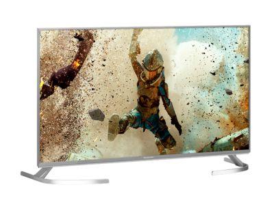 Panasonic TX40EX700B 40'' 4K Ultra HD Silver LED TV with HDR